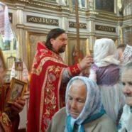 Неділя святих Жон-Мироносиць в храмі Різдва Пресвятої Богородиці м. Каменя-Каширського