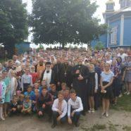 Клірик Православної Церкви Кіпру відвідав парафії Камінь-Каширського благочиння