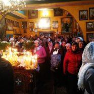 В Грудках молитовно вшанували Небесного покровителя місцевого храму