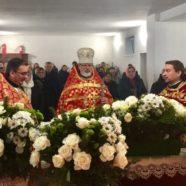 Вшанування пам'яті святого Апостола, Першомученика та Архідиякона Стефана в Камені-Каширському