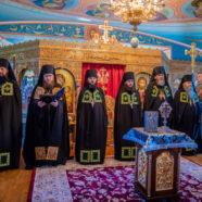 Блаженніший Митрополит Онуфрій очолив чин наречення архімандрита Афанасія у єпископа Камінь-Каширського