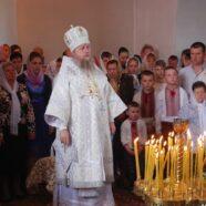 2-га річниця архієрейської хіротонії Преосвященного Нафанаїла єпископа Волинського і Луцького