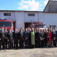 Священик привітав Камінь-Каширських рятувальників із професійним святом