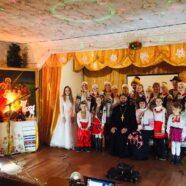 Різдвяний благодійний концерт в Осівцях