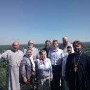 Священики Камінь-Каширського благочиння звершили паломницьку поїздку до Свято-Успенської Святогірської Лаври