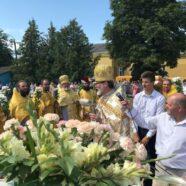 Вшанування пам'яті святого пророка Іллі в Камені-Каширському