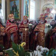 Вшанування пам'яті святої великомучениці Параскеви в селі Раків Ліс