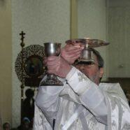 Благочинний протоієрей Стефан молитовно відзначив день свого Тезоіменитства