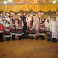 Різдвяний концерт в Осівцях
