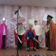 Різдвяний концерт у селі Старі Червища