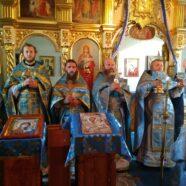 Храмове свято в селі Боровне