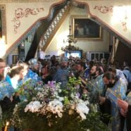 Православна громада храму Різдва Пресвятої Богородиці м. Каменя-Каширського відзначила Престольне свято